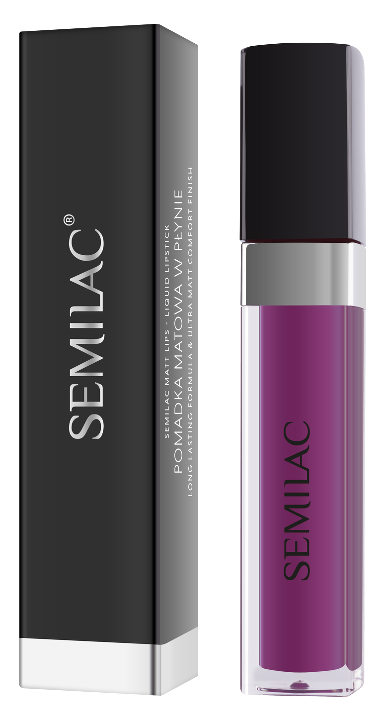 Pomadki Semilac – szeroka paleta barw