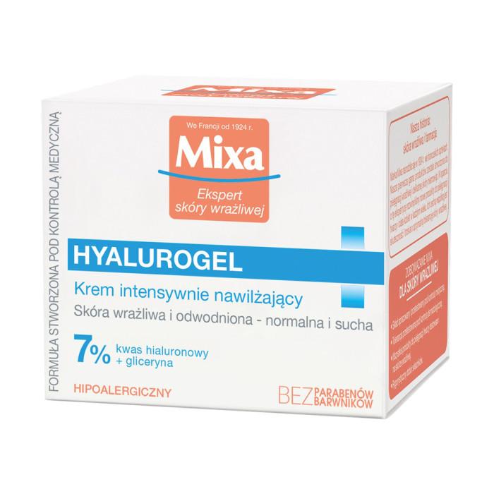 Preparaty Mixa Hyalurogel – jakie mają działanie?